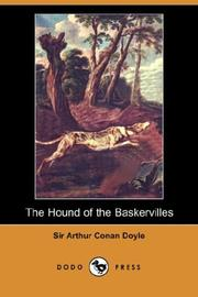 Cover of: The Hound of the Baskervilles (Dodo Press) by Sir Arthur Conan Doyle