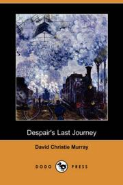 Despair's Last Journey PDF