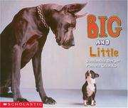 Big and little by Samantha Berger