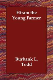 Hiram the Young Farmer PDF