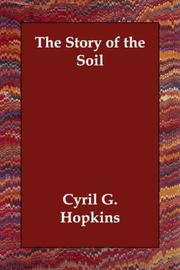 The Story of the Soil PDF