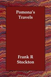 Cover of: Pomona's Travels by Frank Tenney Stockton