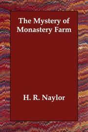 The Mystery of Monastery Farm PDF