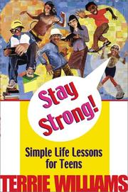 Stay Strong by Terrie Williams