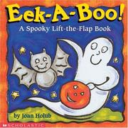 Cover of: Eek-a-Boo! by Joan Holub