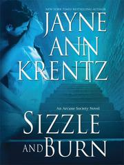 Cover of: Sizzle and burn by Jayne Ann Krentz