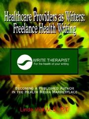 Healthcare Providers As Writers PDF