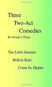 Three Two-Act Comedies PDF
