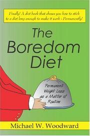 The Boredom Diet PDF