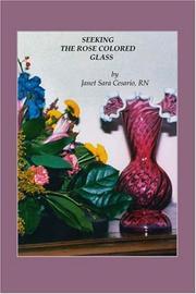 Seeking the Rose Colored Glass PDF