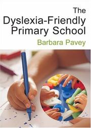 The dyslexia-friendly primary school by Barbara Pavey