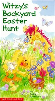Witzy&#39;s backyard Easter hunt by Suzy Spafford