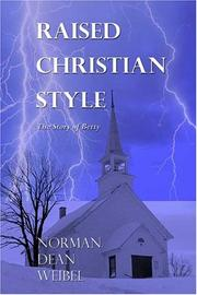 Raised Christian Style PDF