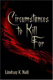 Circumstances To Kill For
