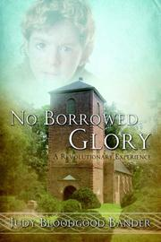 No Borrowed Glory PDF