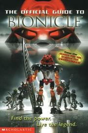 The Official Guide to Bionicle by Greg Farshtey