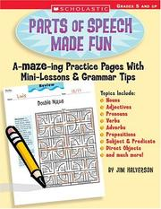 Parts of Speech Made Fun PDF