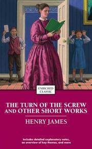 The Turn of the Screw and Other Short Works PDF