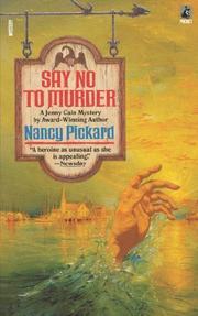 Say No to Murder PDF