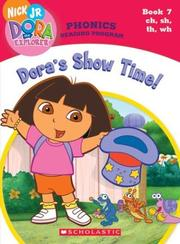 Cover of: Dora the Explorer Phonics by Quinlan B. Lee