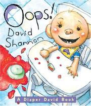 Oops! by David Shannon