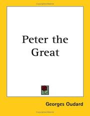 Peter the Great PDF