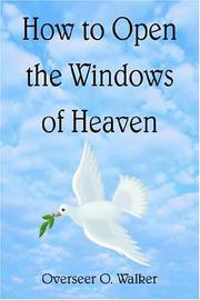 How To Open The Windows Of Heaven PDF