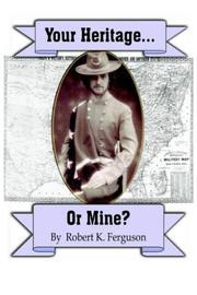 Your Heritage... or Mine? PDF