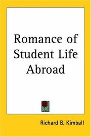 Romance of Student Life Abroad PDF