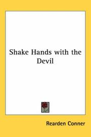 Shake hands with the devil by Rearden Conner