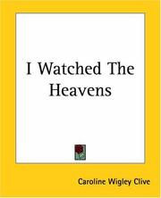 I Watched The Heavens PDF