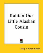 Kalitan, Our Little Alaskan Cousin PDF