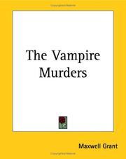 The Vampire Murders PDF