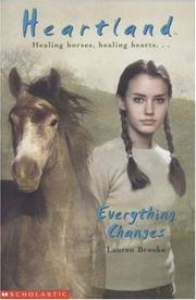Everything Changes (Heartland) PDF