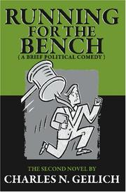Running For The Bench PDF