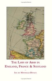The Laws of Arms in England, France & Scotland PDF