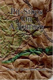 Pit-stops On A Journey PDF