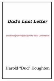 Dads Last Letter