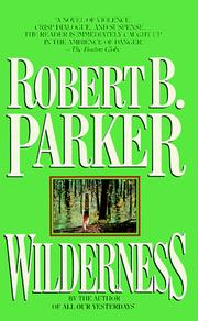 Cover of: Wilderness by Robert B. Parker