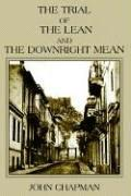 THE TRIAL OF THE LEAN AND THE DOWNRIGHT MEAN PDF