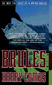 Brules by Harry Combs