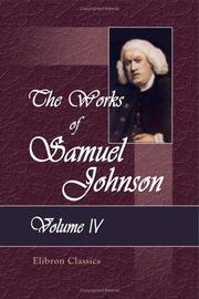 The Works of Samuel Johnson PDF