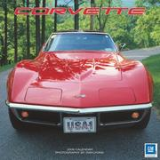 Corvette 2008 Square Wall Calendar by Dan Lyons