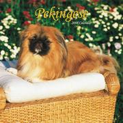 Pekingese 2008 Square Wall Calendar by BrownTrout Publishers