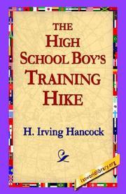 The High School Boys' Training Hike PDF