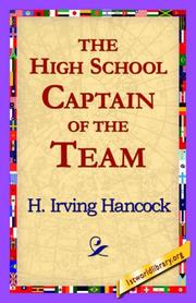 The High School Captain of the Team PDF