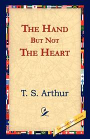 The hand but not the heart PDF