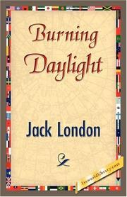 Cover of: Burning Daylight by Jack London
