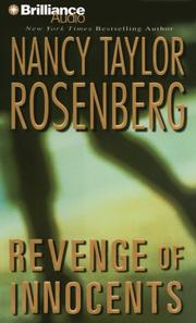 Revenge of Innocents (Carolyn Sullivan) by Nancy Taylor Rosenberg