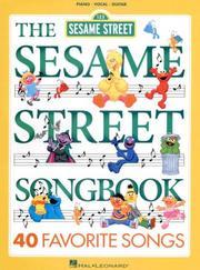 Sesame Street Songbook PDF
